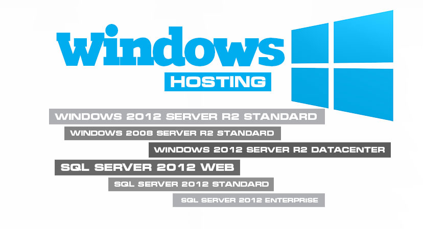Windows hosting